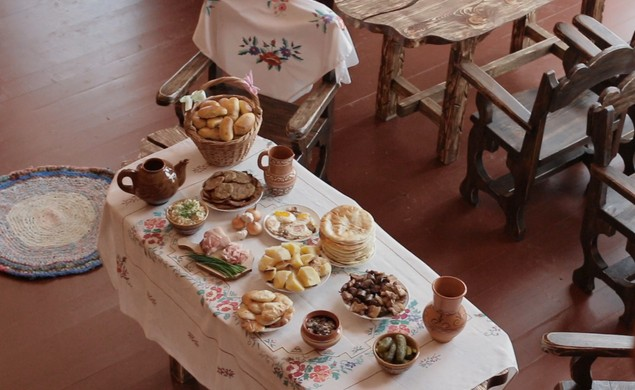 Вкусная еда. Отдых в Беларуси.