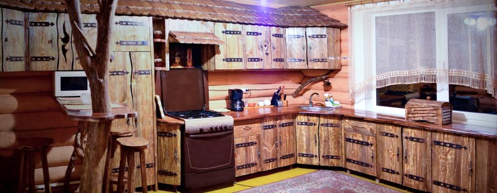 Кухня. Отдых в Беларуси. Солнечный угол