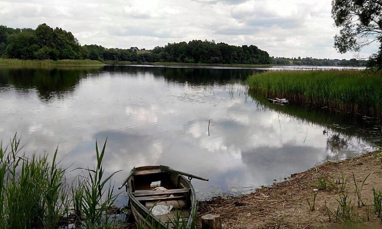 Отдых в Беларуси. Рыбалка. Озеро Липно. Пляж.