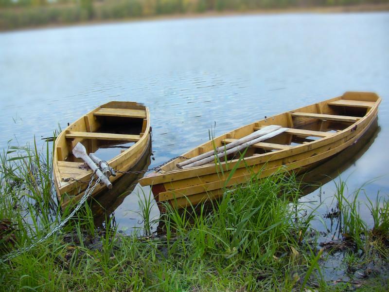 Лодки. Отдых в Беларуси